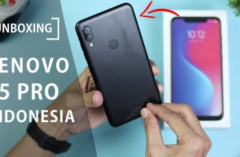 Unboxing Lenovo S5 Pro Indonesia