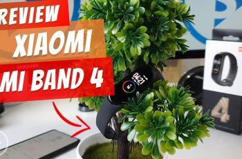Review Xiaomi Mi Band 4 Indonesia - Fitur, Desain dan Hal Baru di Xiaomi Mi Band 4