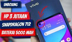 Unboxing Vivo Z1 Pro - Baterai 5000mah