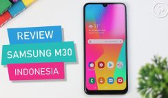 Review Samsung Galaxy M30 Indonesia - Super AMOLED, 5000mAH, Triple Camera - Tes Kamera dan Game