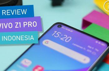 Review Vivo Z1 Pro Indonesia Sonic Blue (Gradasi Biru) - Desain, Tes Kamera, dan Performa Main Game