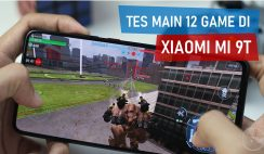 Tes Main Game di Xiaomi Mi 9T - Bukan Redmi K20 - 12 Game termasuk Mobile Legends dan PUBG Mobile dll