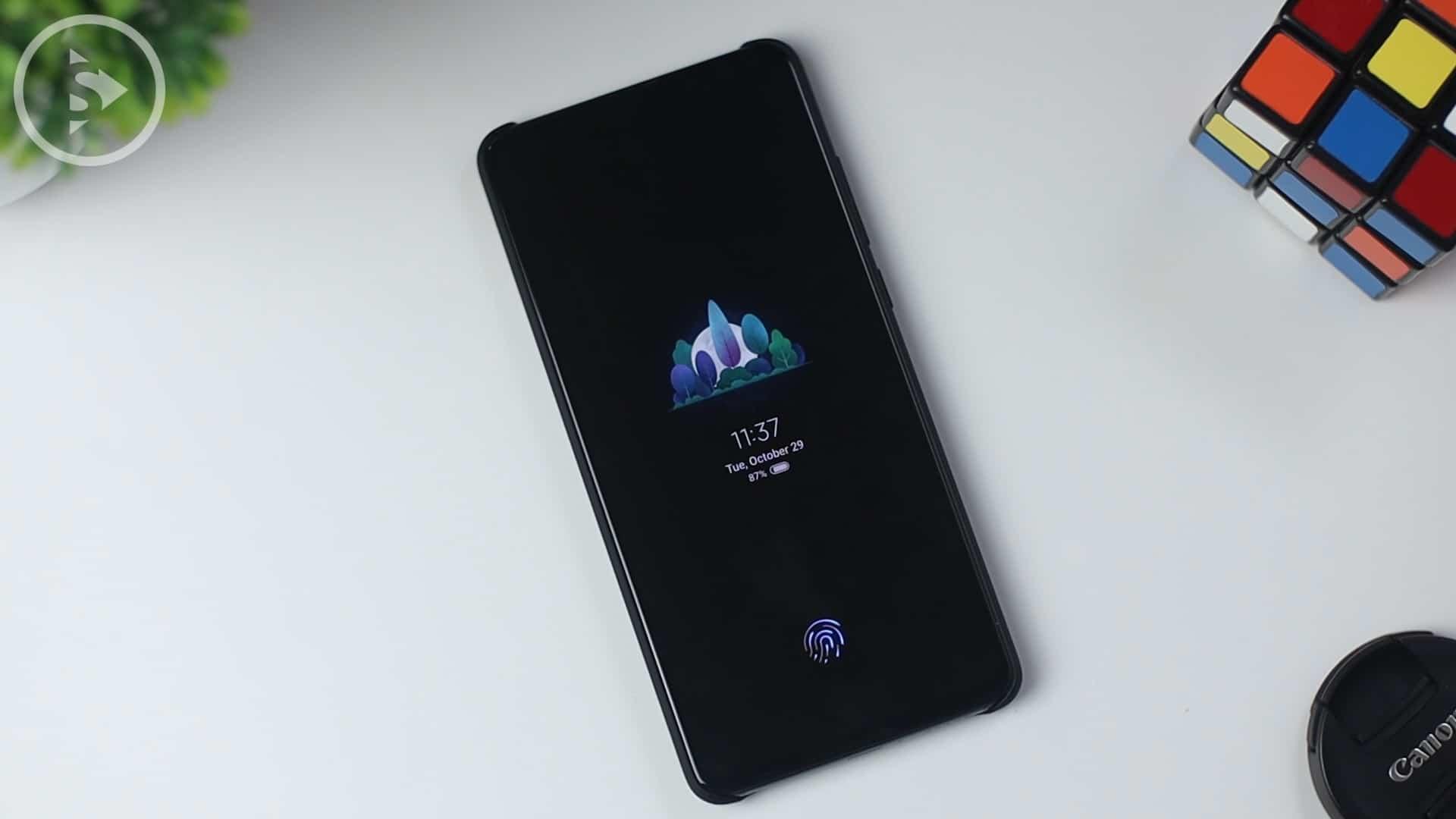 Fitur Ambient Display Xiaomi Mi9T MIUI 11