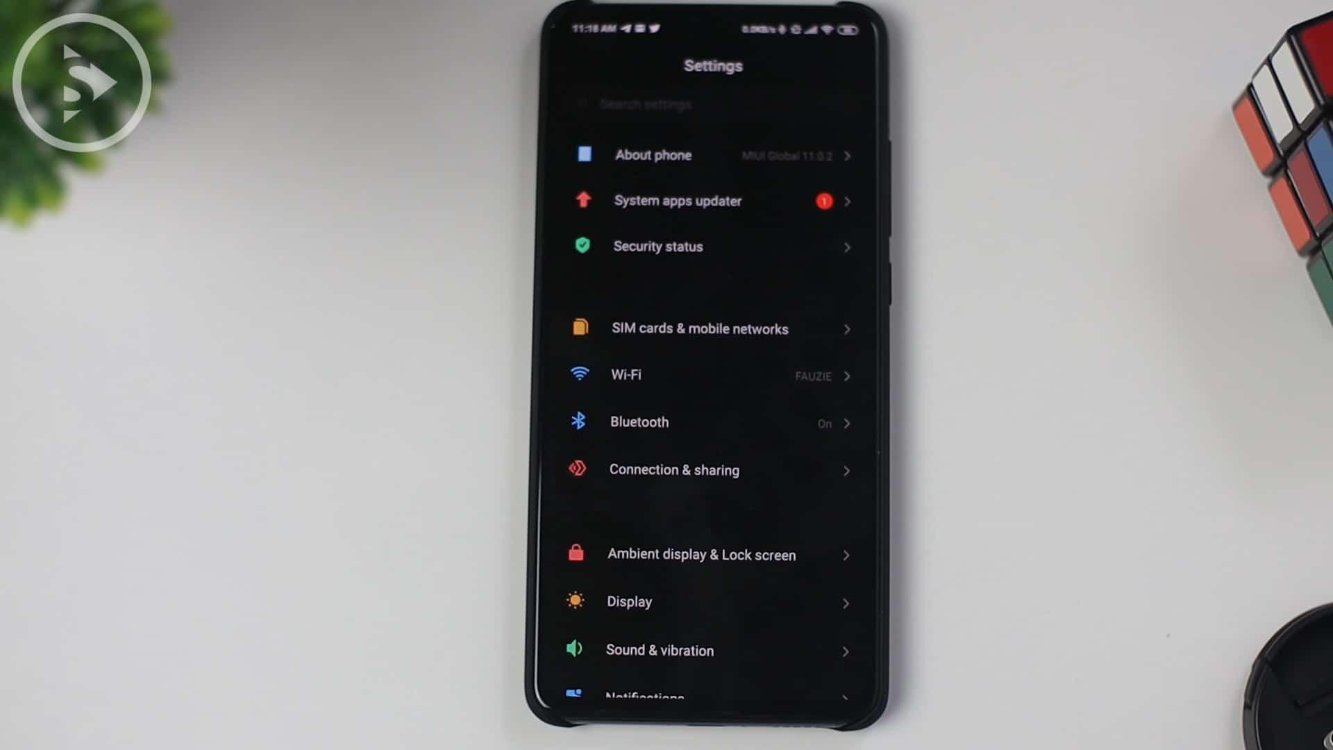 Penambahan Fitur Dark Mode MIUI 11 - Update Fitur Baru di MIUI 11 - Xiaomi Redmi Note 8 MIUI 10 Vs Xiaomi Mi 9T (Redmi K20) MIUI 11