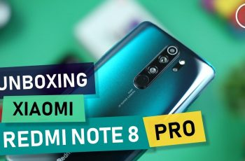 Unboxing Xiaomi Redmi Note 8 PRO - Versi Resmi Indonesia - Warna Hijau (Forest Green) - Tes Kamera