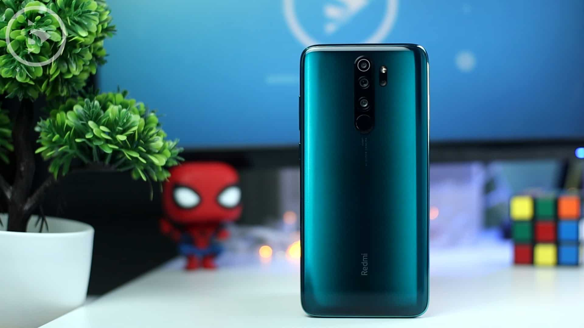 Review Xiaomi Redmi Note 8 Pro Indonesia Versi Resmi - Hijau Forest Green - BUILD QUALITY