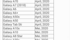 Update One UI 2.0 Januari Ditunda di Beberapa Device Samsung - Ini Jadwal Barunya! Mulai Februari 2020