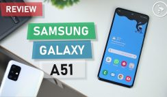Review Samsung Galaxy A51 Indonesia Warna Putih - Perbedaan A51 Vs A50s - Tes Kamera dan Gaming PUBG