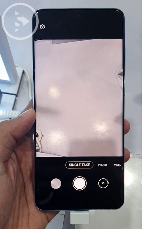 New Single Take Mode - Fitur Baru OneUI 2.1 di Samsung Galaxy S20+