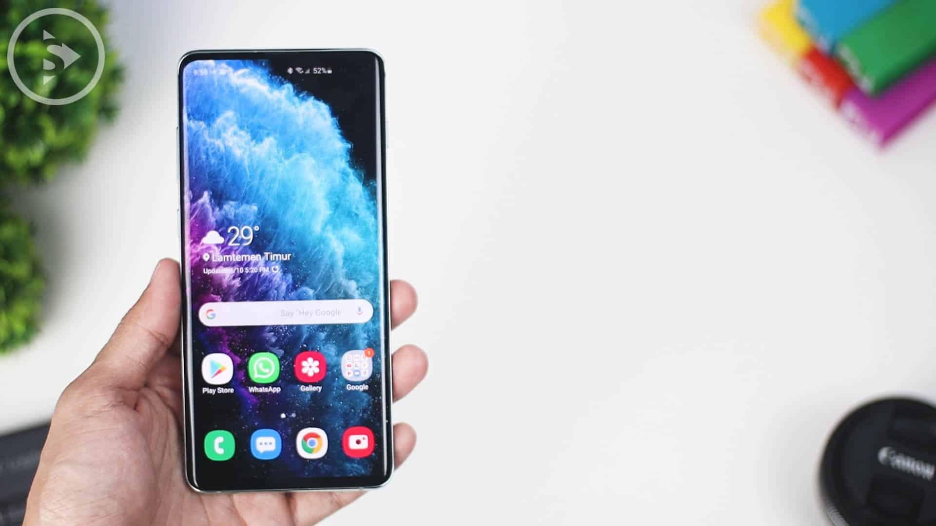 20 Fitur TERBARU Setelah Update One UI 2.1 di Samsung Galaxy S10+ & Note10