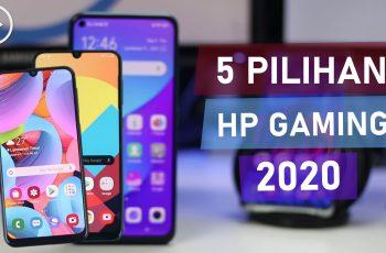 Rekomendasi 5 HP Gaming 3 Jutaan TERBAIK 2020 - HP Gaming MURAH Spek Dewa di Harga 2-3 Jutaan