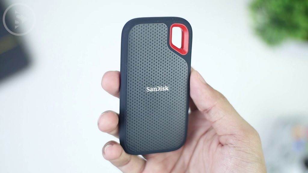 Unboxing dan Review SanDisk Extreme Portable SSD 500GB - SSD Eksternal Murah Terbaik 2020 Indonesia - Form Factor dan Build Quality Sandisk SSD