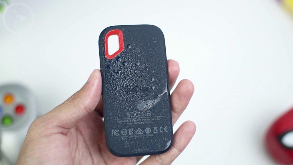 Unboxing dan Review SanDisk Extreme Portable SSD 500GB - SSD Eksternal Murah Terbaik 2020 Indonesia - Sandisk SSD External Tahan Cipratan Air