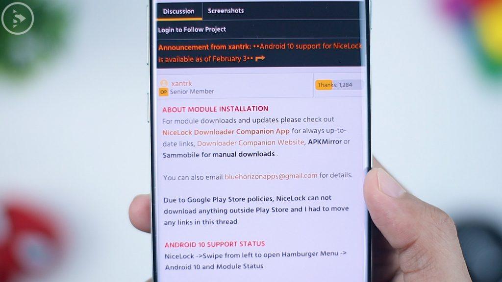 Cara Download dan Install Good Lock di HP Samsung OneUI di Indonesia - downloader companion website