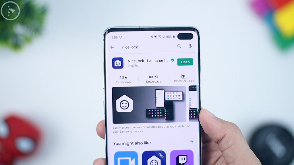 Cara Download dan Install Good Lock di HP Samsung OneUI di Indonesia - link aplikasi nicelock