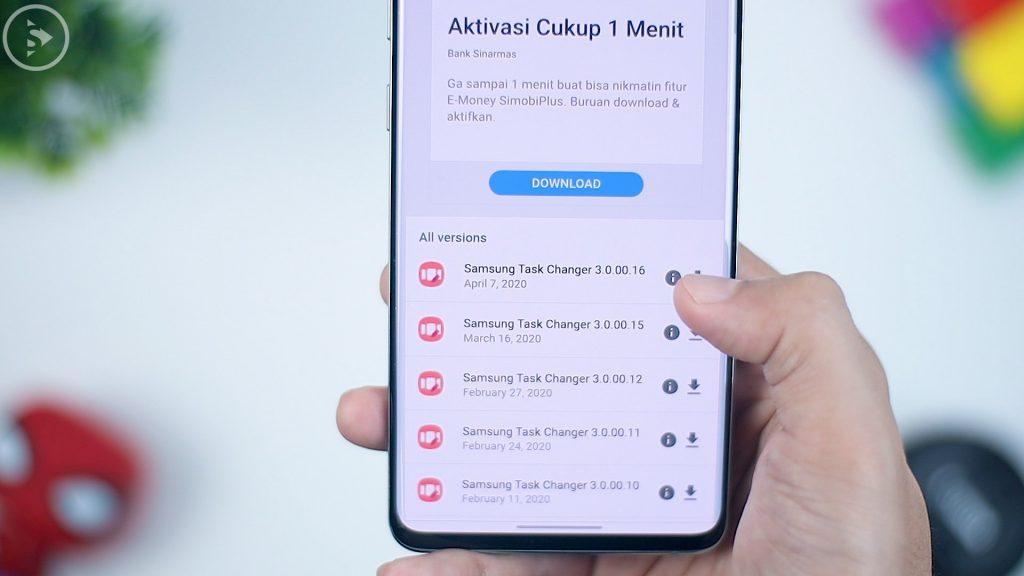Cara Download dan Install Good Lock di HP Samsung OneUI di Indonesia - tampilan website downloader module