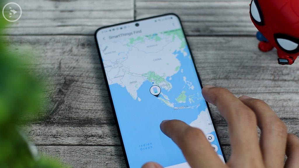 aplikasi samsung find my mobile offline hp samsung- One UI 2.5 Update