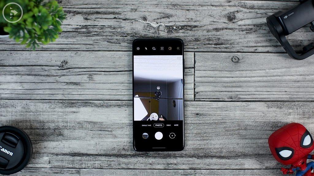keep last camera mode di mode kamera selfie wide HP samsung - One UI 2.5 Update