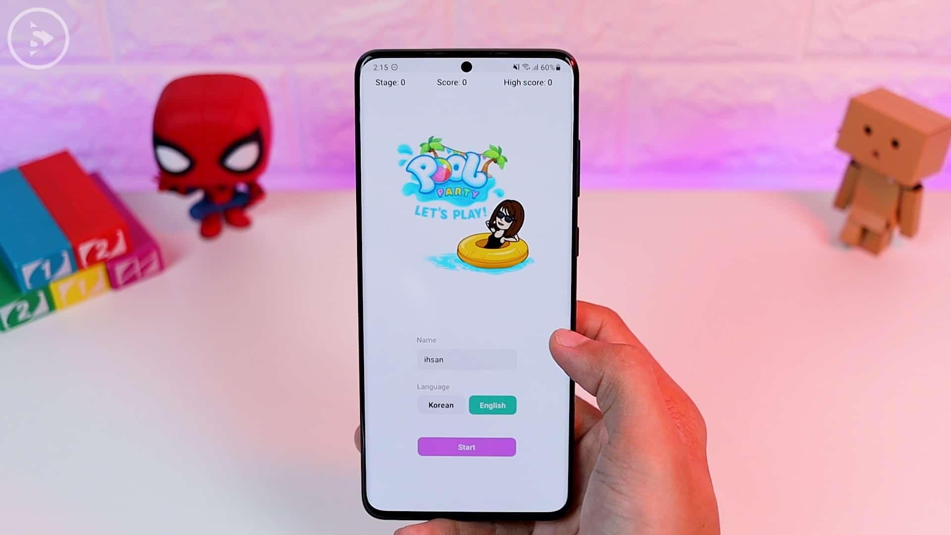 Tips Aplikasi Keys Cafe Terbaru Good Lock - gameplay word rain