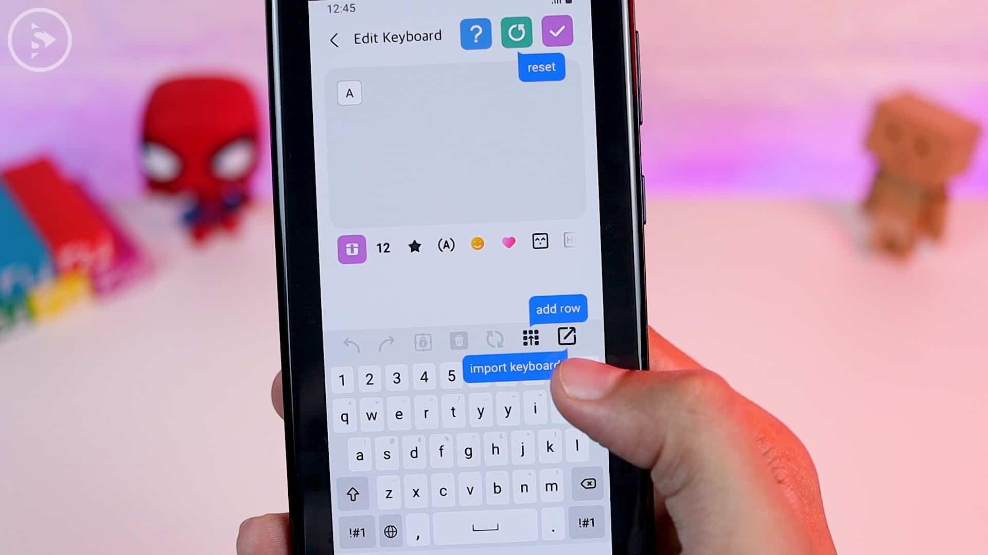 Tips Aplikasi Keys Cafe Terbaru Good Lock - help button