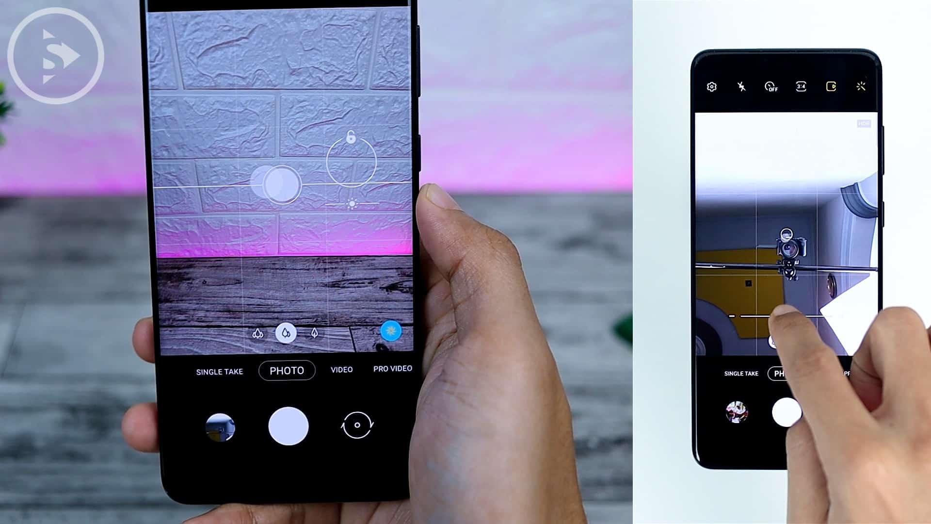 25 Fitur Baru di One UI 3.0 Dengan Android 11 - Faster AF and AE Lock