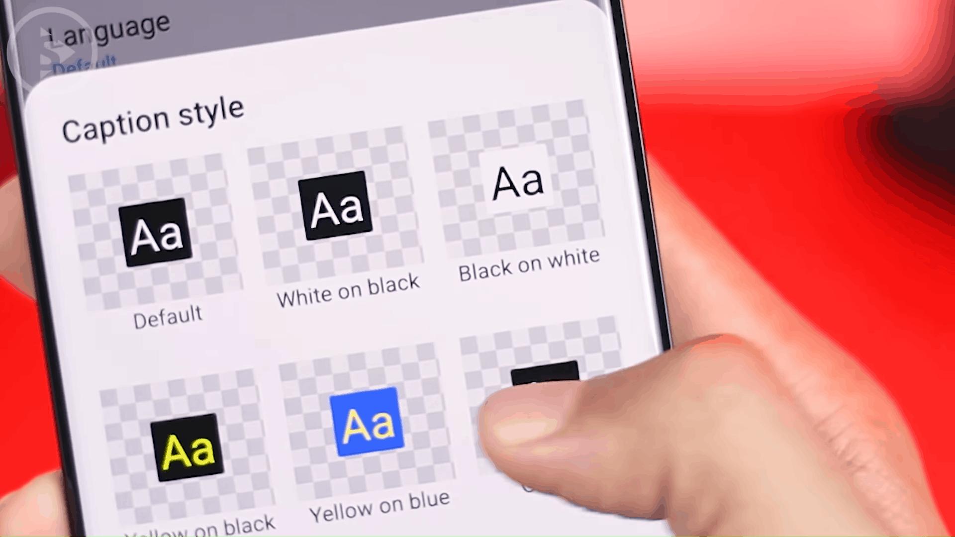 Cara Ubah Warna dan Ukuran Captions Youtube