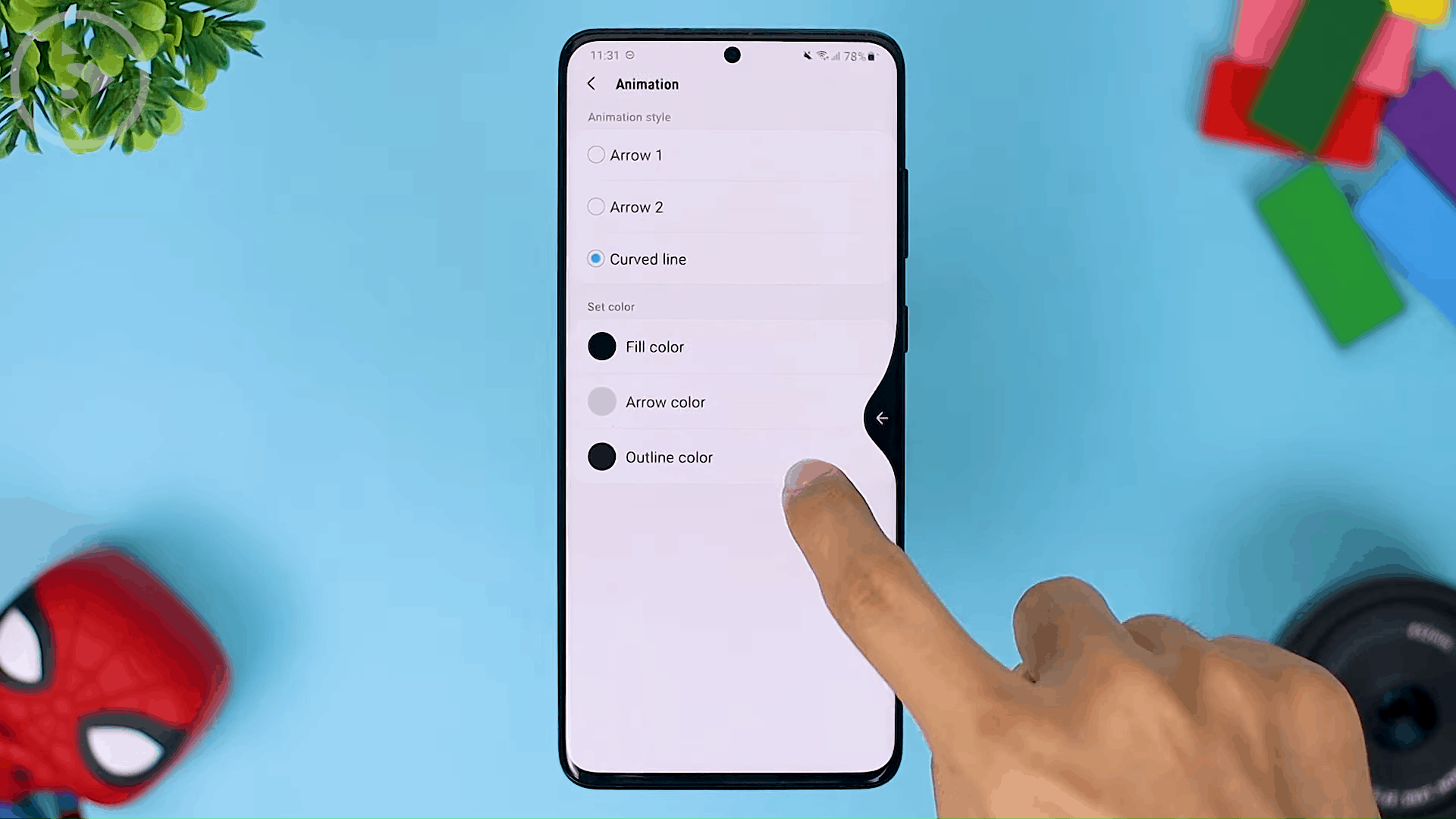 Animation - Fitur Terbaru One Hand Operation+ di Update 2021 - Aplikasi WAJIB Untuk Pengguna Gestur Layar Penuh
