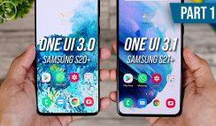 Cek Fitur Terbaru One UI 3.1 di Samsung S21+