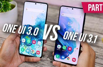 Cek Fitur Terbaru One UI 3.1 di Samsung S21+ yang Belum Tersedia di One UI 3.0 Samsung S20+ (PART 2)