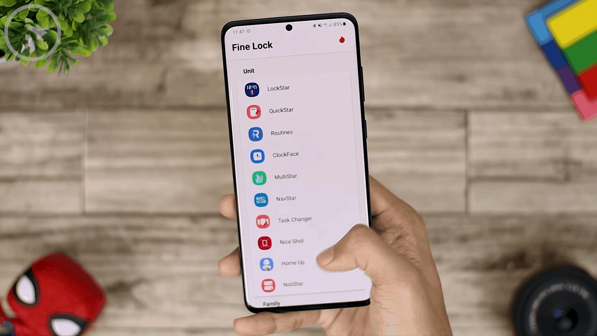 FineLock App - Tips Lengkap Cara Install GoodLock Terbaru 2021