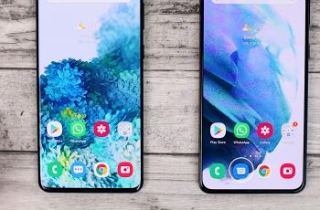 Google Message - Cek Fitur Terbaru One UI 3.1 di Samsung S21+ yang Belum Tersedia di One UI 3.0 Samsung S20+ (PART 2)