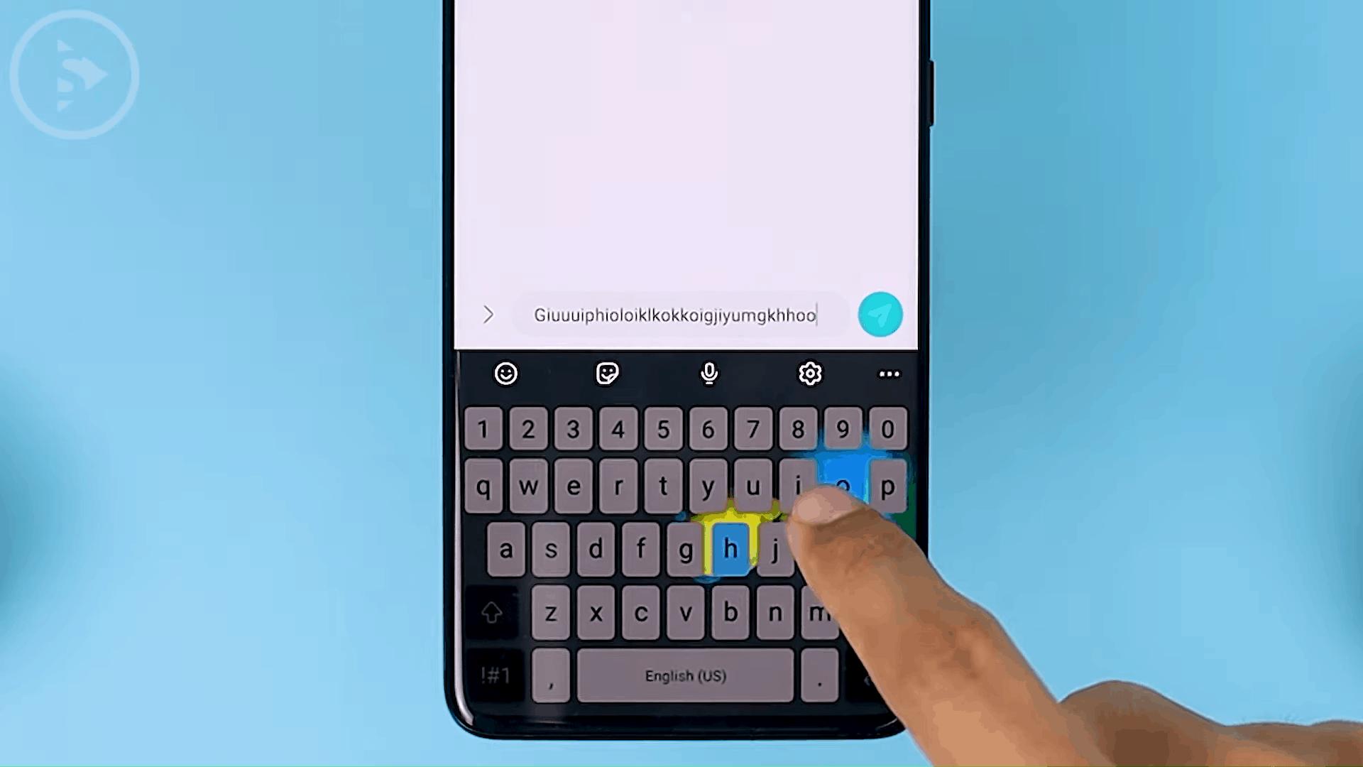 Keyboard Features - Fitur Terbaru One Hand Operation+ di Update 2021 - Aplikasi WAJIB Untuk Pengguna Gestur Layar Penuh