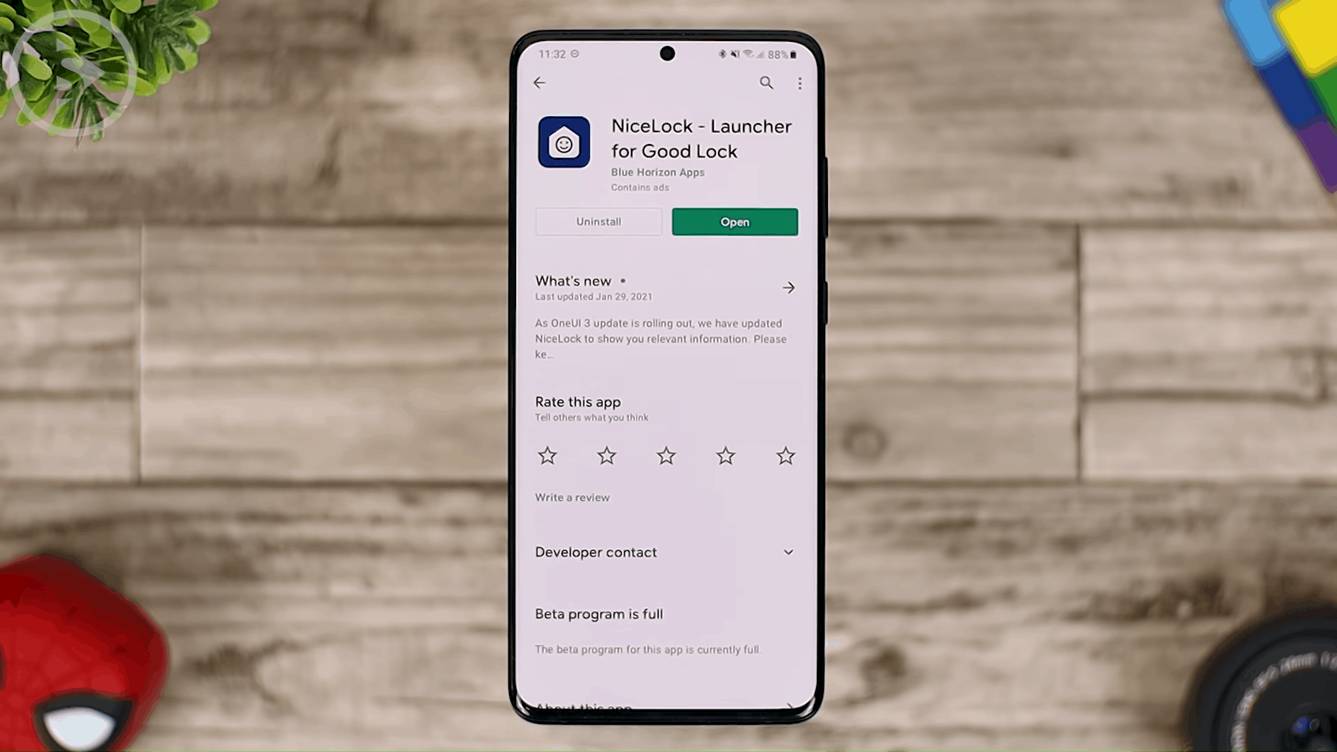 NiceLock App - Tips Lengkap Cara Install GoodLock Terbaru 2021
