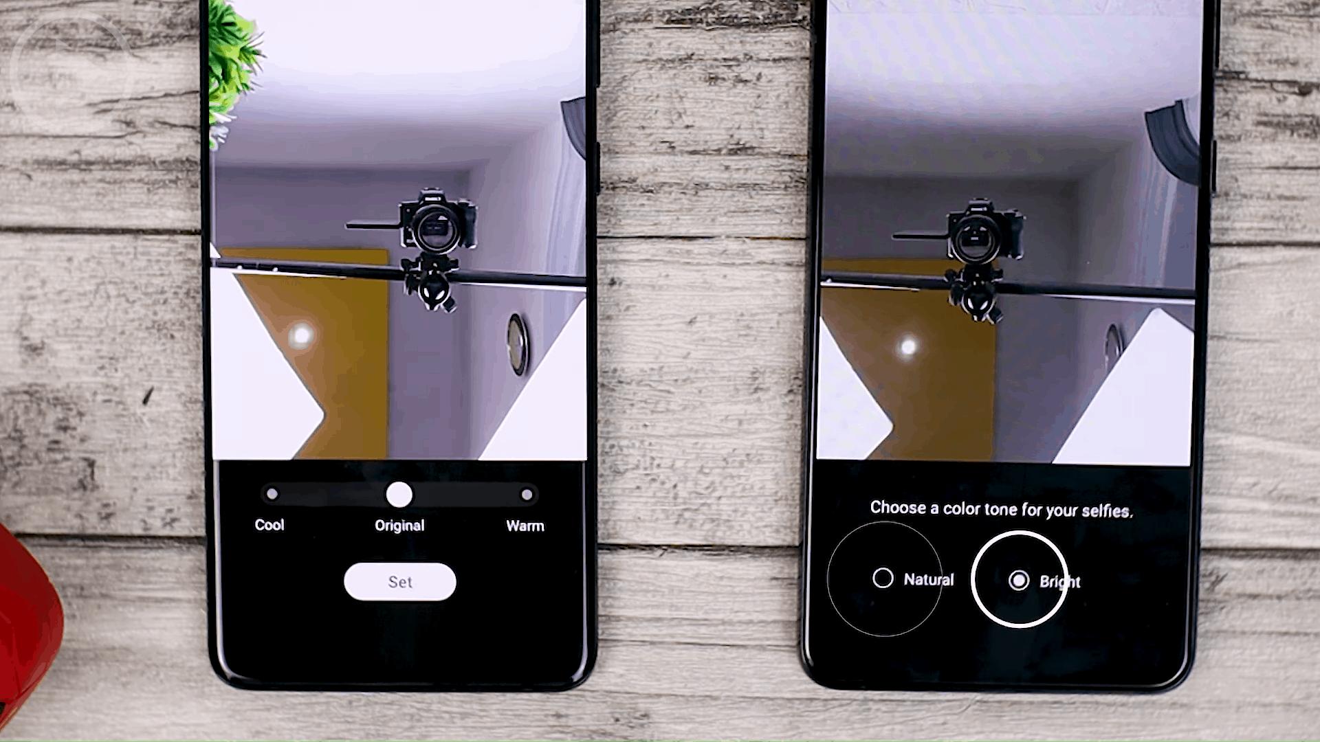Selfie Mode - Cek Fitur Terbaru One UI 3.1 di Samsung S21+ yang Belum Tersedia di One UI 3.0 Samsung S20+ (PART 2)