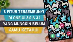 8 Fitur Terbaru dan KEREN HP Samsung di One UI 3.0 dan One UI 3.1