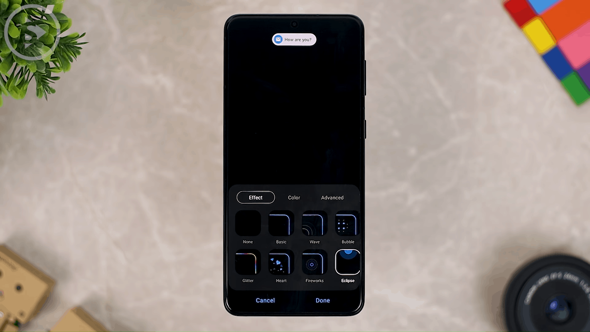 Set Notification Color by Keywords - 8 Fitur Terbaru dan KEREN HP Samsung di One UI 3.0 dan One UI 3.1