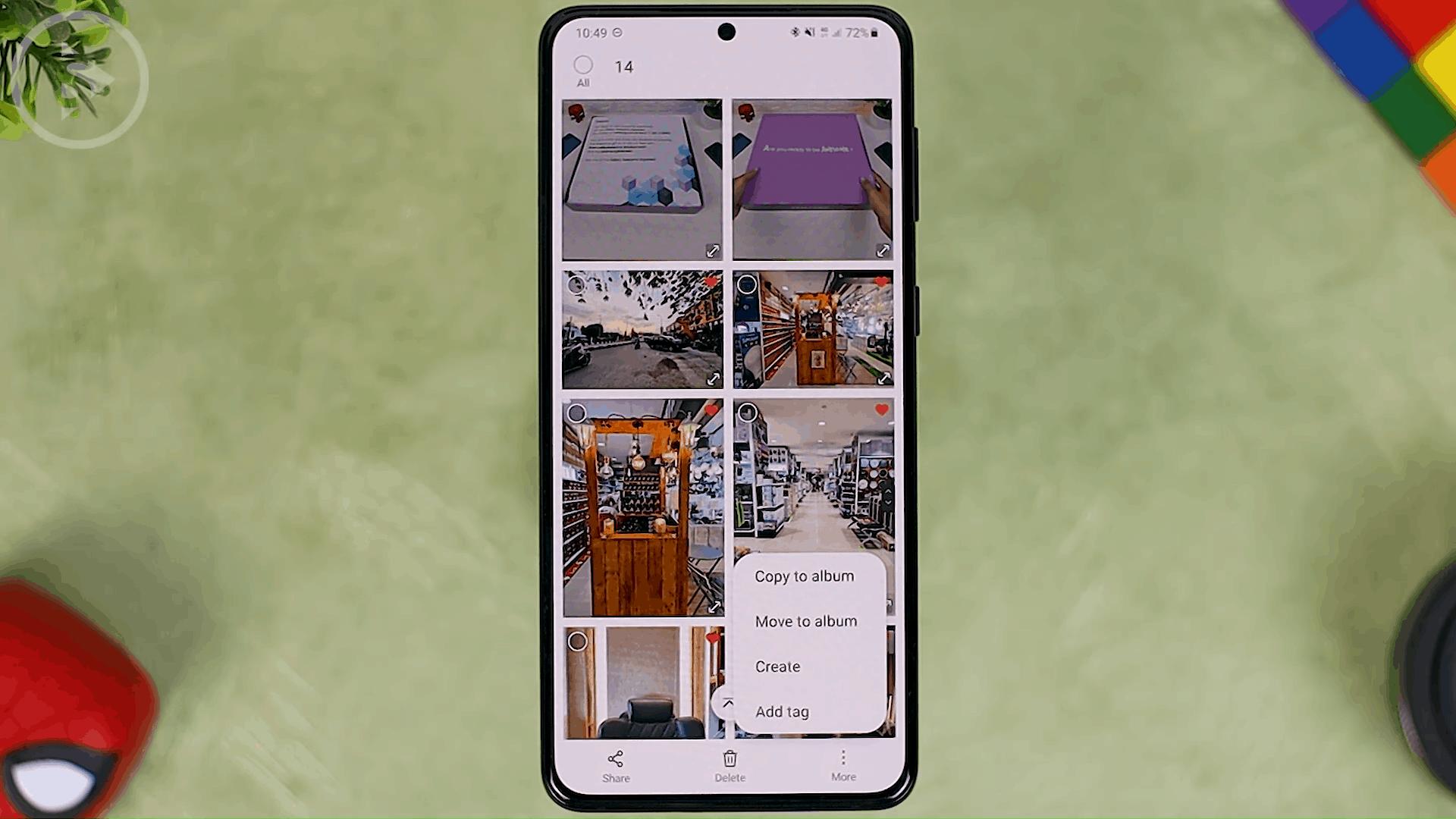 Create GIF - 4 Fitur Terbaru Untuk Edit Foto dan Video di Berbagai Versi One UI Tanpa Perlu Aplikasi Pihak Ketiga