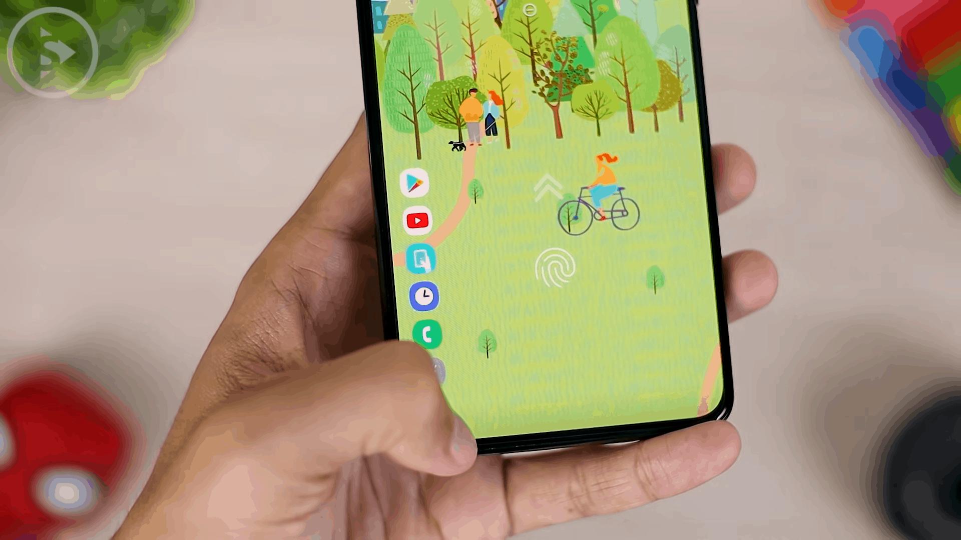 New Options for Multiple Shortcuts on Lockscreen - 8 Fitur Keren di Update Good Lock Terbaru April 2021