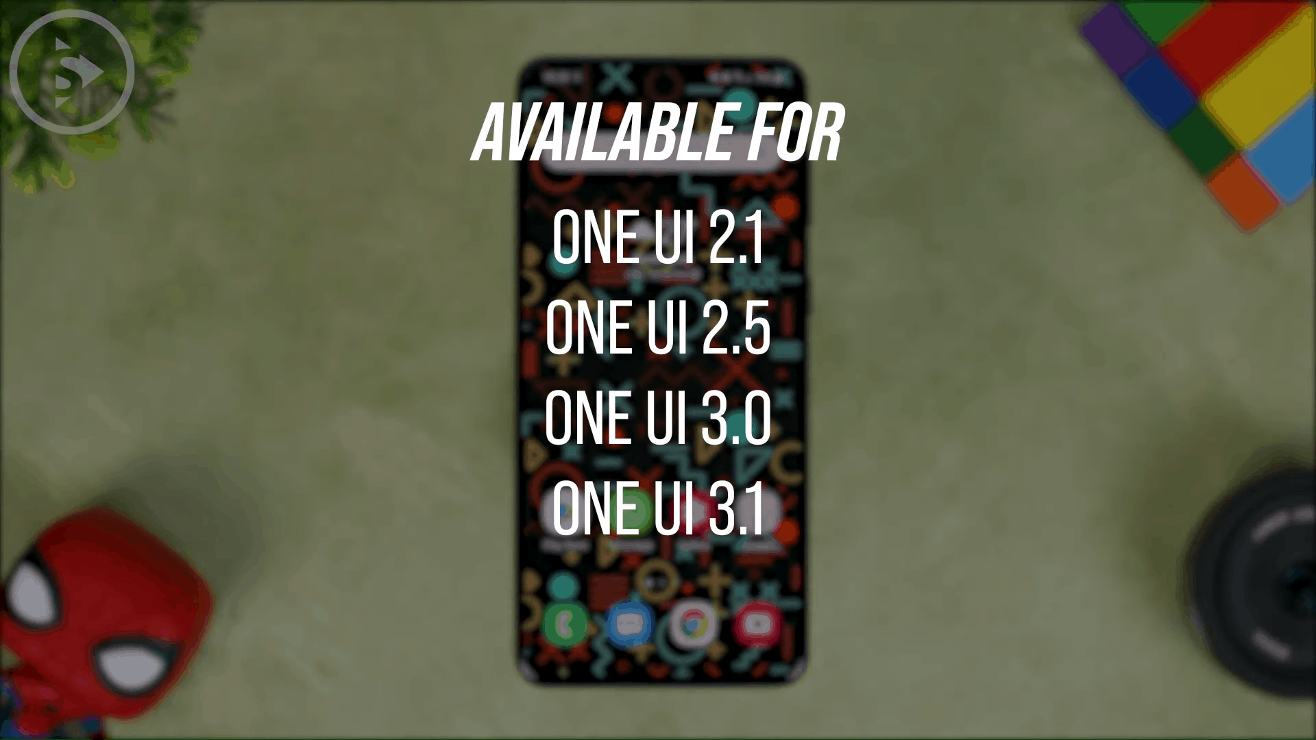 One UI 2.1, 2.5, 3.0 dan 3.1 - 4 Fitur Terbaru Untuk Edit Foto dan Video di Berbagai Versi One UI Tanpa Perlu Aplikasi Pihak Ketiga