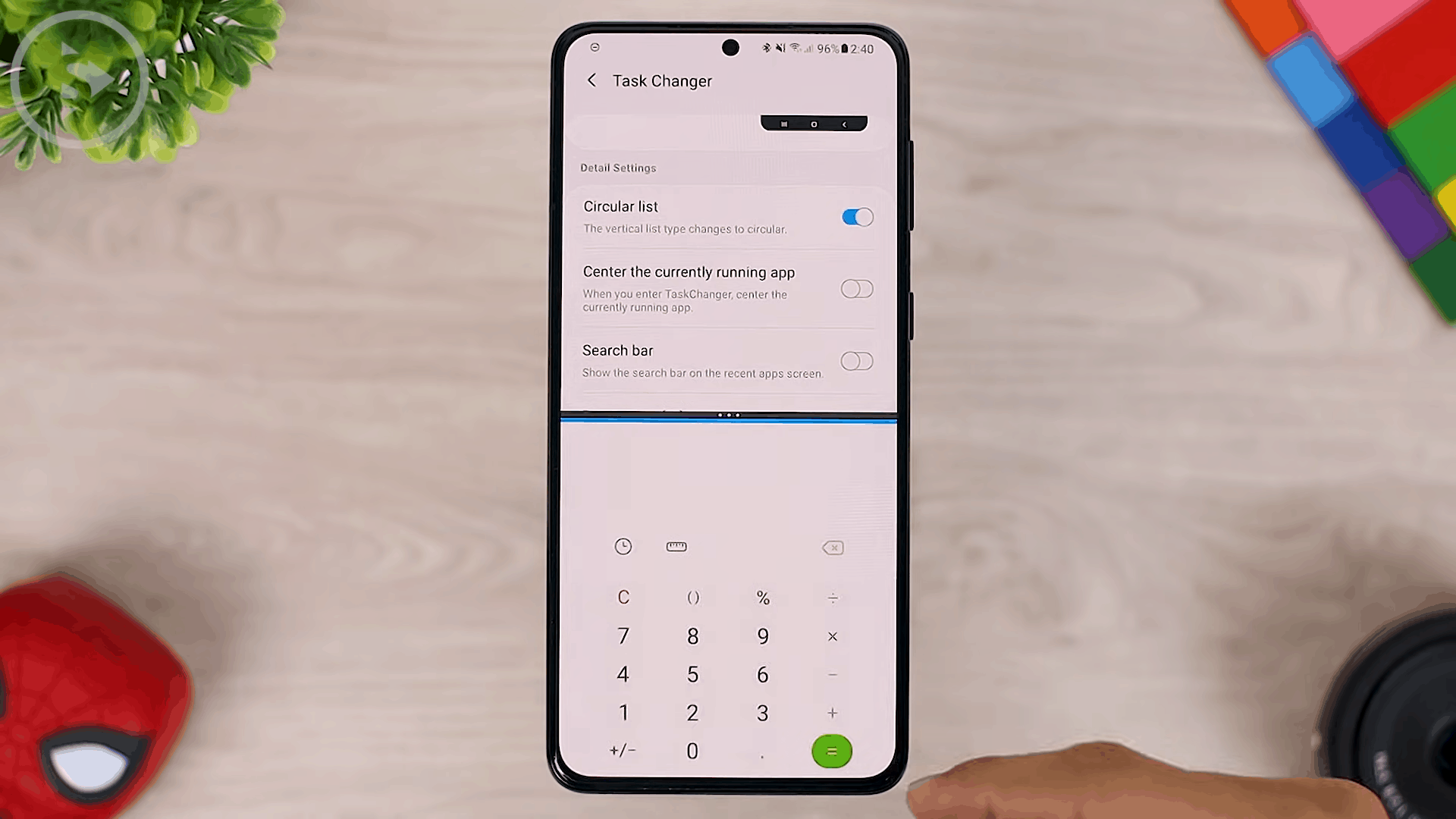 Shortcut to Open App on Split Screen View - 8 Fitur Keren di Update Good Lock Terbaru April 2021