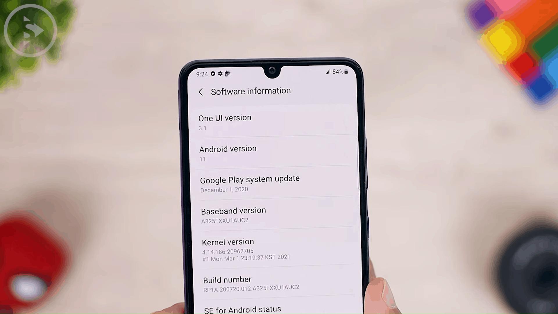 Versi Android dan One UI di Samsung A32 - HP Samsung Layar AMOLED 90Hz, Baterai 5000mAH, Kamera 64MP dan Harga 3 Jutaan