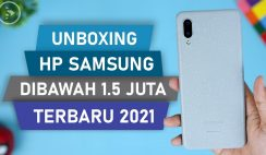 Unboxing Samsung A02
