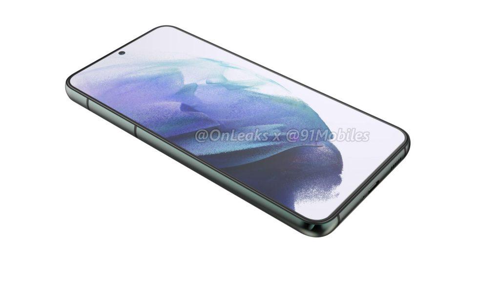 Bocoran Desain Samsung Galaxy S22 Plus - Identik dengan Desain S21 Plus dan Beda Jauh dari S22 Ultra (1)