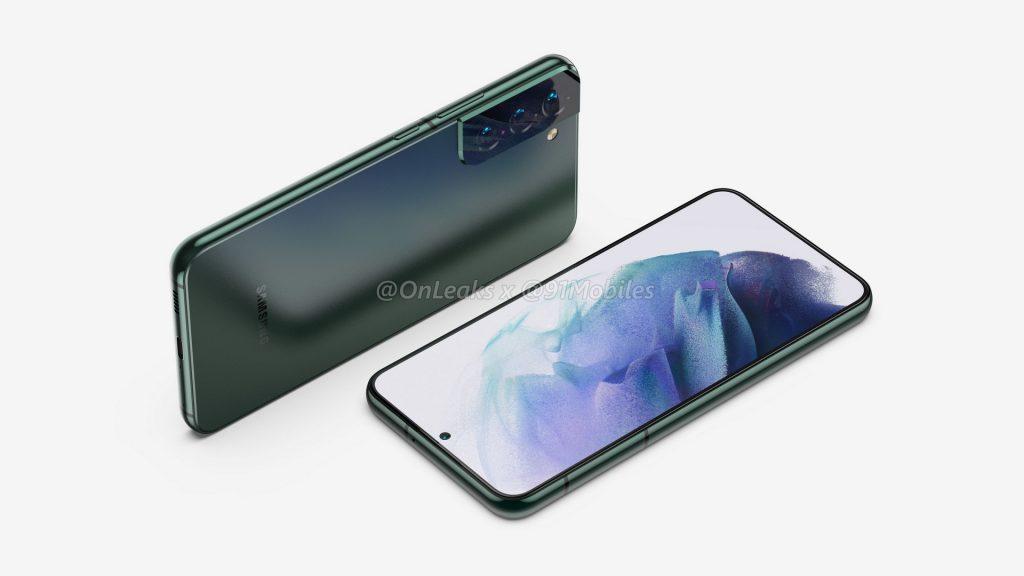 Bocoran Desain Samsung Galaxy S22 Plus - Identik dengan Desain S21 Plus dan Beda Jauh dari S22 Ultra (10)