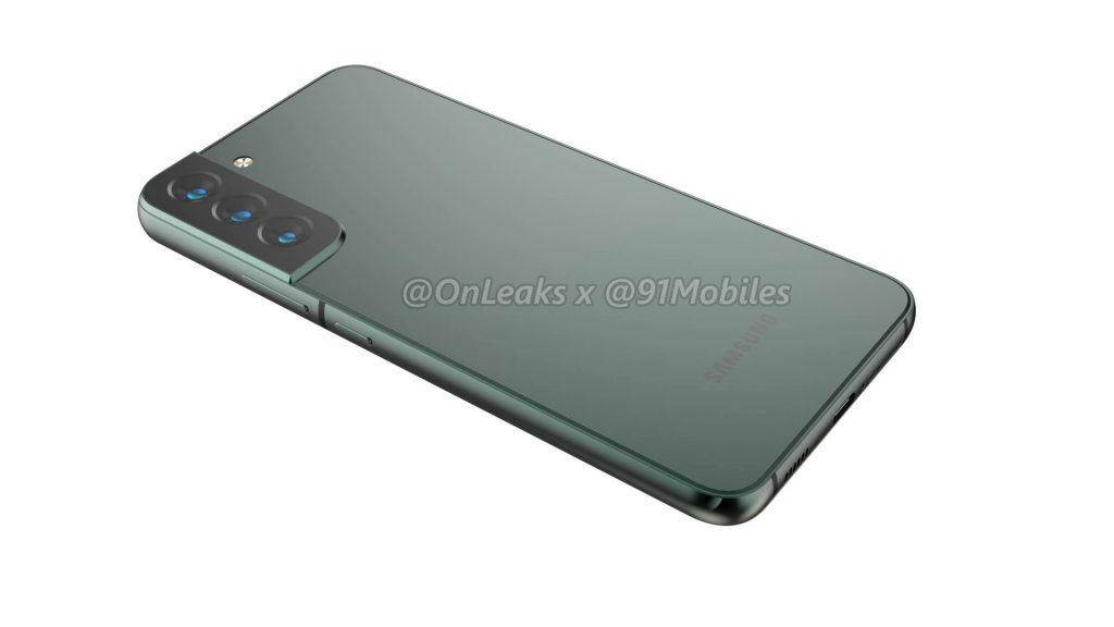 Bocoran Desain Samsung Galaxy S22 Plus - Identik dengan Desain S21 Plus dan Beda Jauh dari S22 Ultra (12)