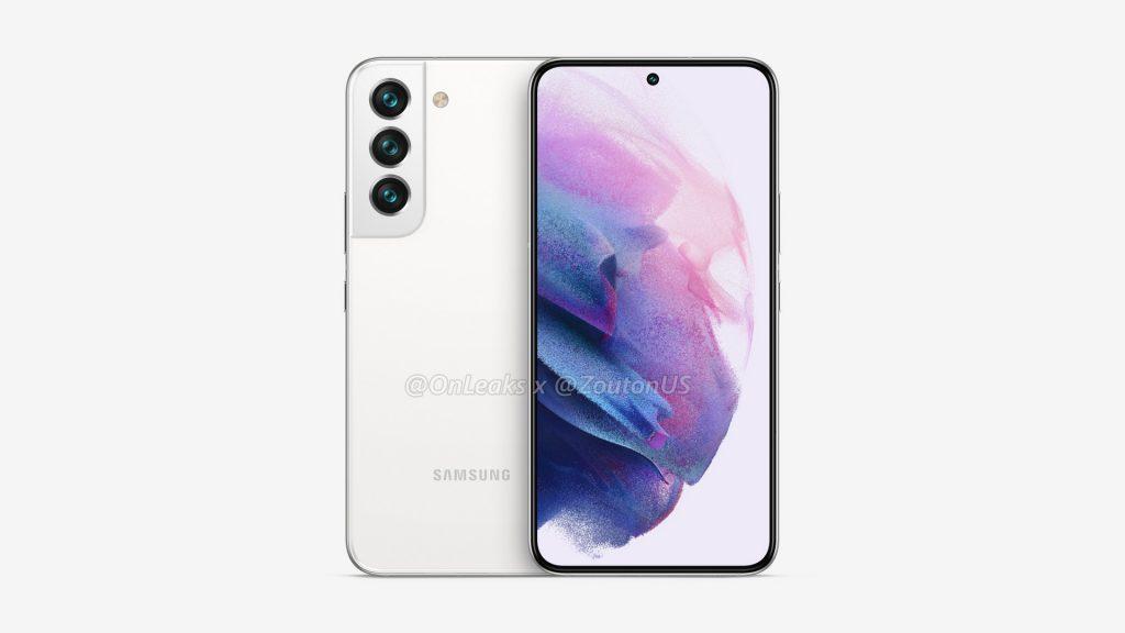 Bocoran Tampilan Desain Samsung Galaxy S22 - Kemungkinan Menjadi HP Flagship Samsung dengan Ukuran Terkecil! (2)