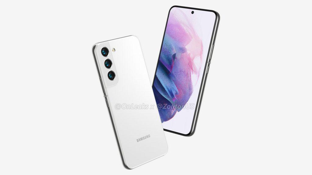 Bocoran Tampilan Desain Samsung Galaxy S22 - Kemungkinan Menjadi HP Flagship Samsung dengan Ukuran Terkecil! (3)