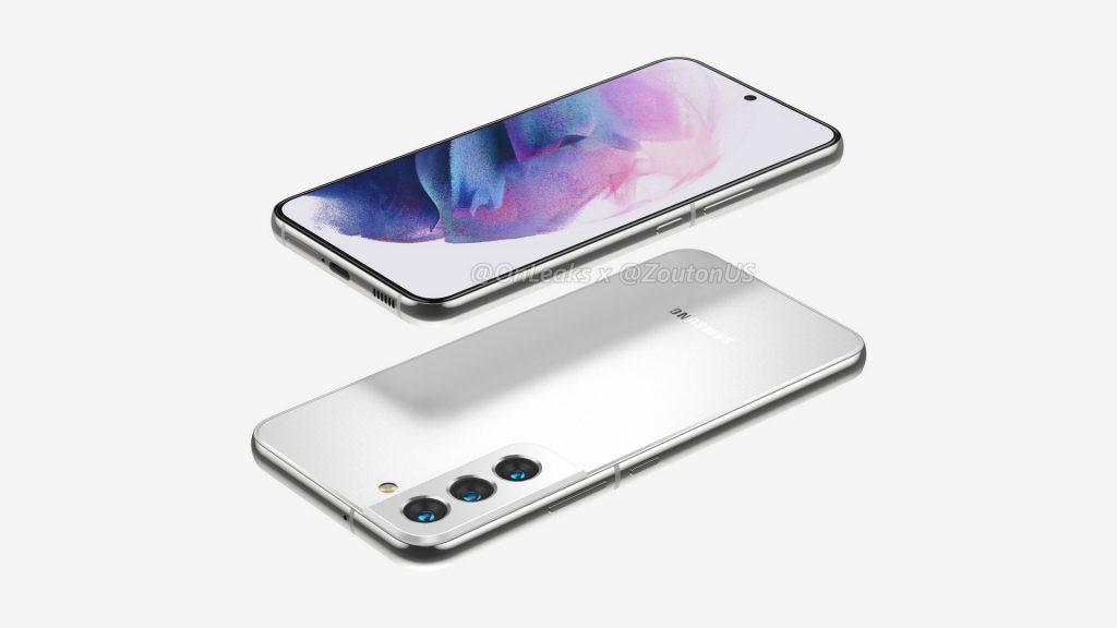 Bocoran Tampilan Desain Samsung Galaxy S22 - Kemungkinan Menjadi HP Flagship Samsung dengan Ukuran Terkecil! (4)