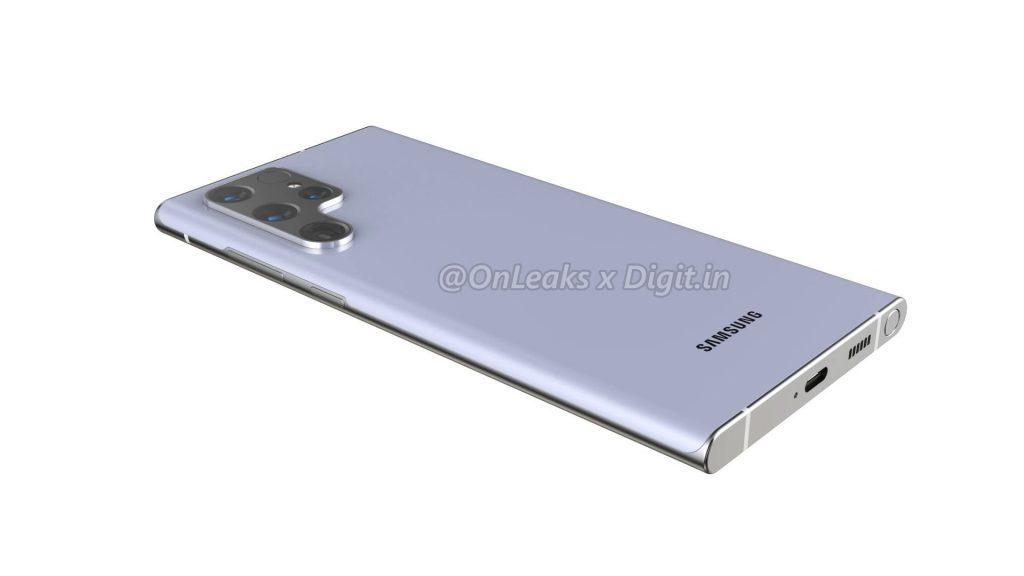 Desain Samsung Galaxy S22 Series dengan Slot S Pen Khusus, Beginilah Jadinya Kalau Seri Galaxy S dan Note Bergabung! (11)