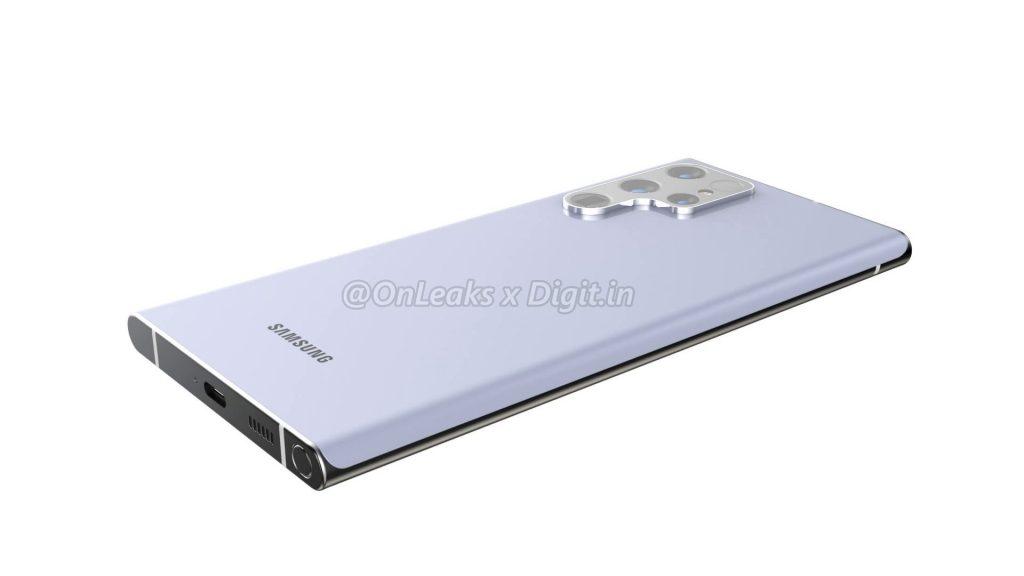 Desain Samsung Galaxy S22 Series dengan Slot S Pen Khusus, Beginilah Jadinya Kalau Seri Galaxy S dan Note Bergabung! (13)